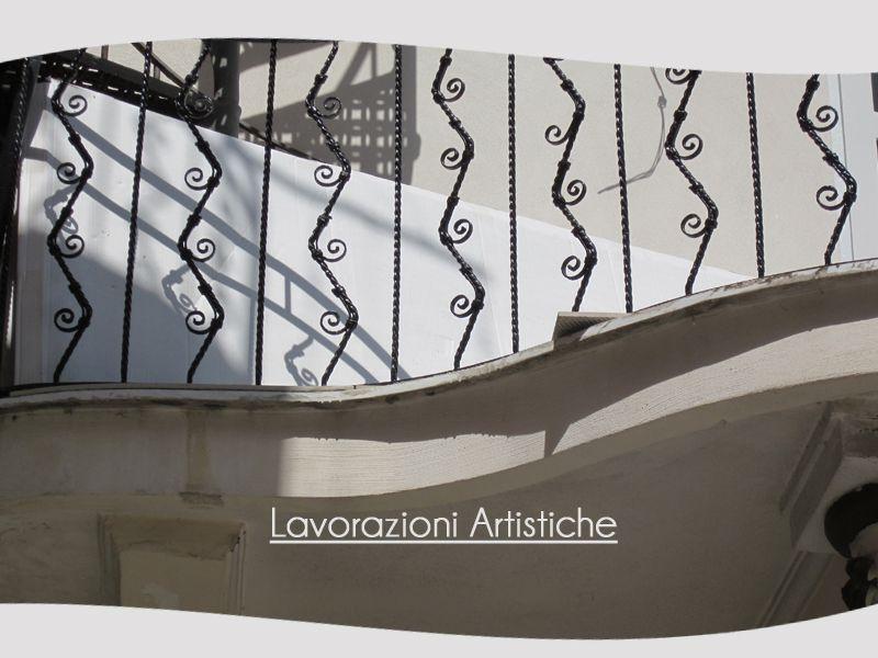 Offerta  Realizzazioni artistiche in metallo Montecorvino Rovella  - Euro Metal