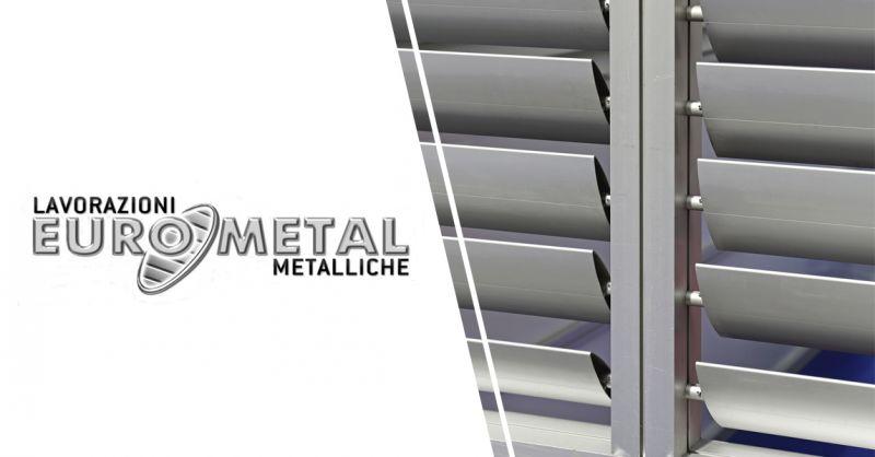 EURO METAL - offerta Produzione Vendita Serramenti Alluminio PVC Salerno