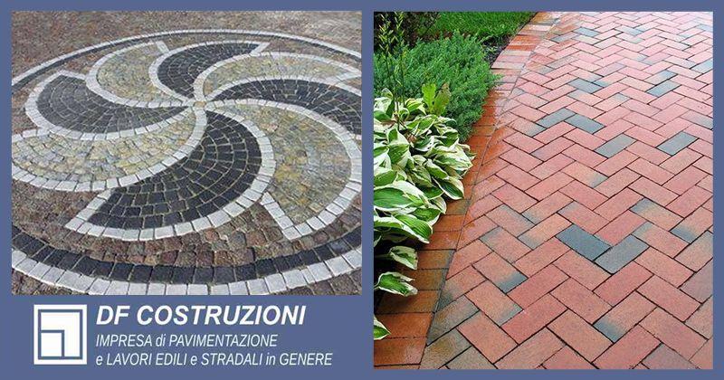 offerta pavimentazione stradale toscana - realizzazione piazze marciapiedi toscana