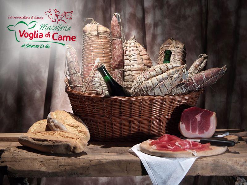 Offerta Vendita salumi senza conservanti Giffoni Valle Piana - Voglia di Carne