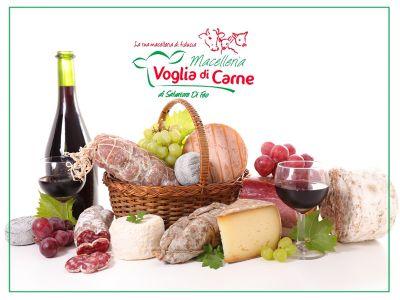 offerta vendita ceste prodotti locali giffoni valle piana voglia di carne