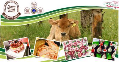 offerta vendita e distribuzione carne chianina vitellone bianco appenino centrale a salerno