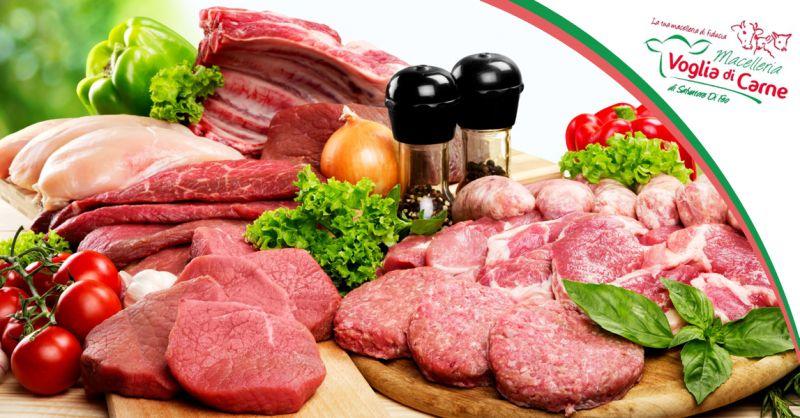 VOGLIA DI CARNE - offerta Macelleria Carni Locali Certificate Giffoni Valle Piana