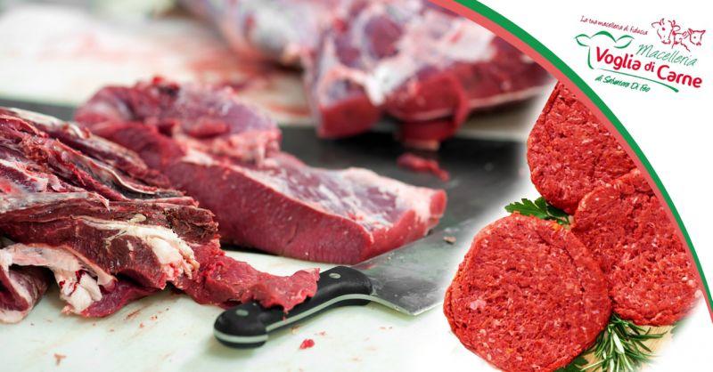 VOGLIA DI CARNE - offerta Vendita Carne Bovina Equina Giffoni Valle Piana Salerno
