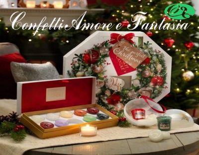 offerta candele yankee candle natale promozione candele profumate bari confetti amore fantasia