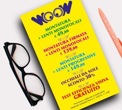 offerta occhiali da vista occhiali da sole foggia promozione lenti monofocali progressive trani