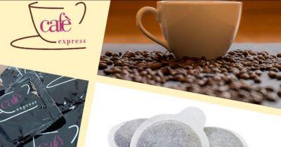 offerta distribuzione cialde caffe promozione vendita cialde caffe vittoria cafe express