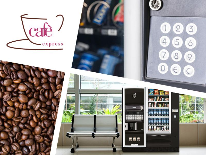 offerta distributori automatici caffe - promozione fornitori distributori automatici vittoria