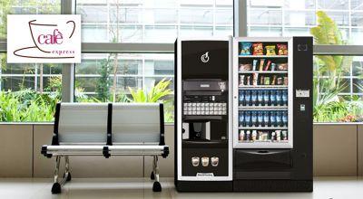 cafe exspress offerta distributori automatici caffe occasione fornitori distributori vittoria