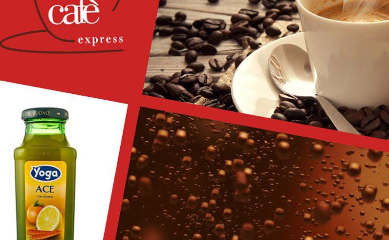 Caffe exspress offerta bevande calde -  occasione distributori automatici bevande Vittoria