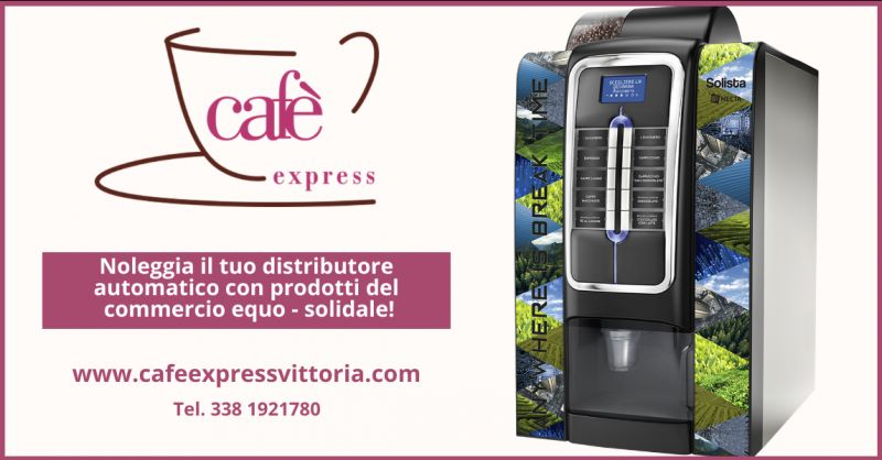 CAFE EXPRESS - offerta commercio equo solidale caffe ragusa