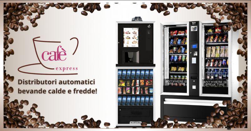 CAFE EXPRESS - offerta ditta distributori automatici bevande ragusa