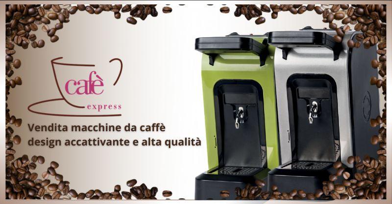 CAFE EXPRESS - offerta servizio vendita macchine da caffe a cialde Ragusa