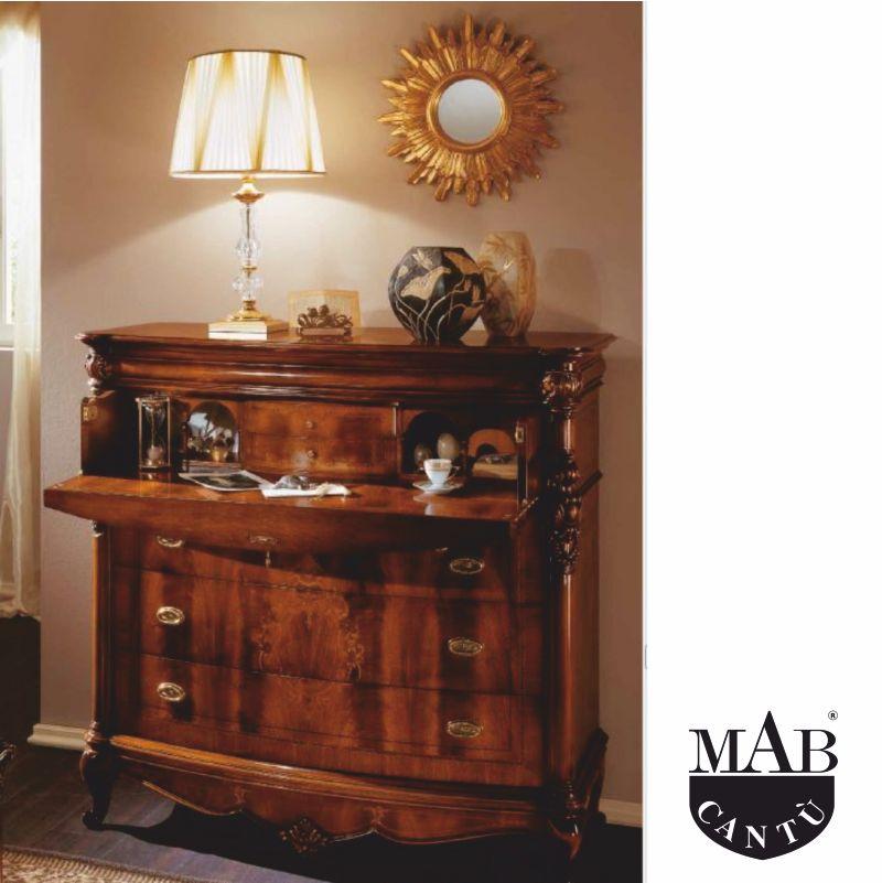 offerta mobili d arte consolle specchio mab como - promozione arredamento classico mab como