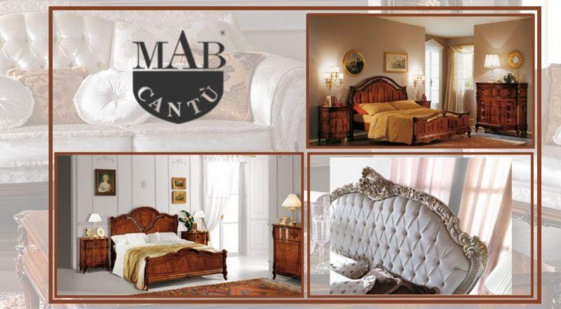 occasione camera da letto e zona notte arredata in arte povera o classica Como - MAB CANTU