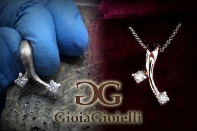 promozione creazione gioielli in oro offerta realizzazione collane su misura gioia gioielli