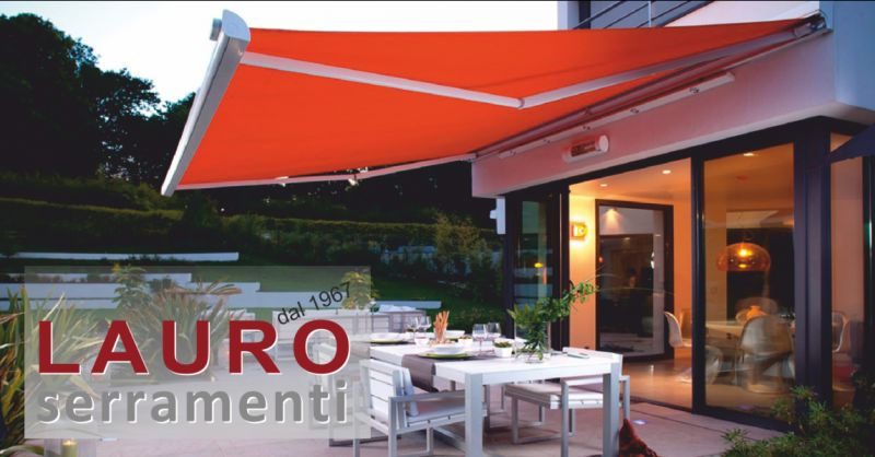 lauro offerta installazione tende da sole - occasione tende da sole per terrazzi imperia