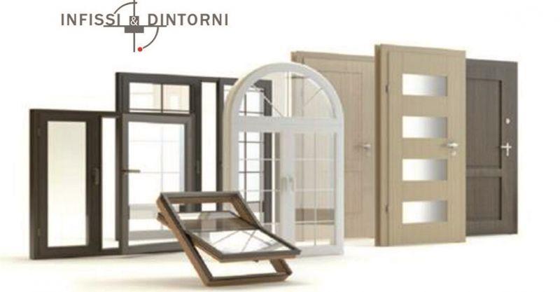 promozione realizzazione e installazione infissi - offerta produzione e vendita serramenti Como