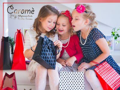 offerta saldi invernali abbigliamento bambini 2018 carome