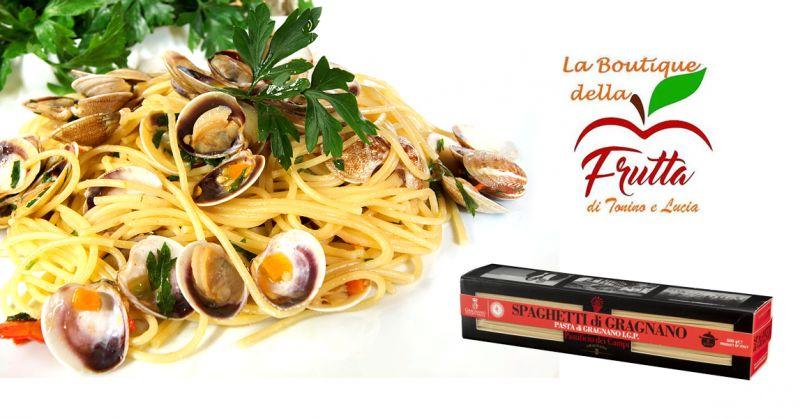 LA BOUTIQUE DELLA FRUTTA offerta vendita pasta pastificio dei campi salerno