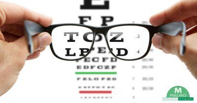 foto ottica mauro occasione vendita occhiali offerta visita oculistica lenti a contatto