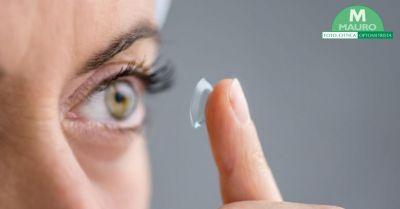 foto ottica mauro occasione vendita lenti a contatto offerta occhiali da sole e vista treviso