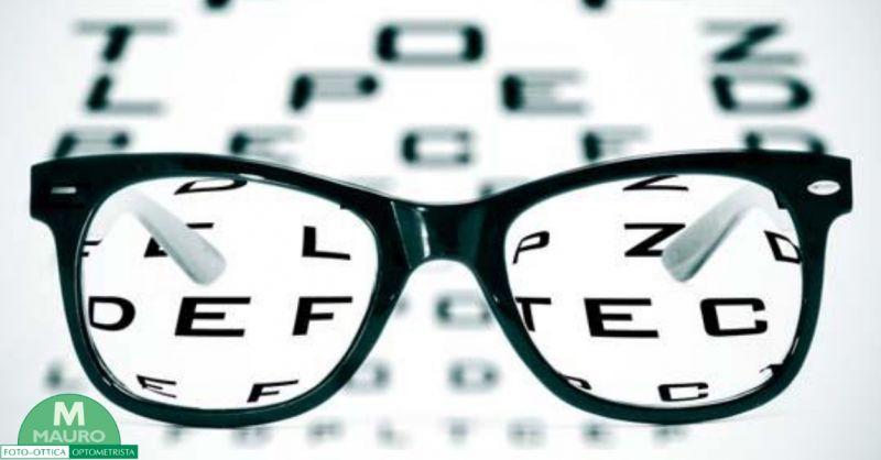 Foto Ottica Mauro occasione visita agli occhi -offerta ottico vendita occhiali da vista Treviso