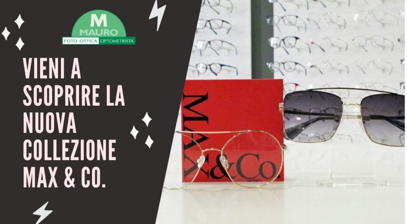 Occasione occhiali da sole e da vista max & co a Treviso – Vendita lenti a contatto a Treviso