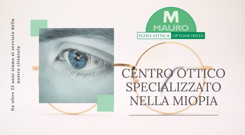 offerta specialista in problemi di miopia a Treviso – occasione centro ottico specializzato in miopia a Treviso