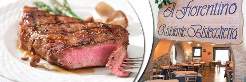 Ristorante il fiorentino offerta specialità umbre - occasione carne alla griglia