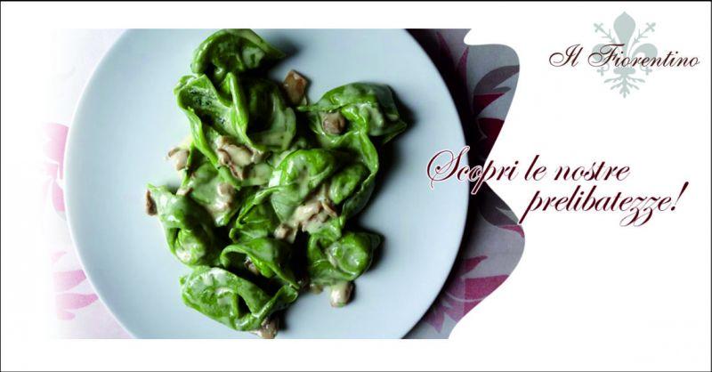 Ristorante il fiorentino offerta cucina tipica umbra - occasione pasta fatta in casa