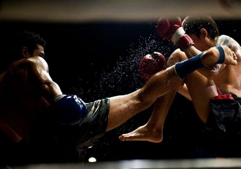 MUAY THAI / Palestra WELLNESS EVOLUTION a Imperia