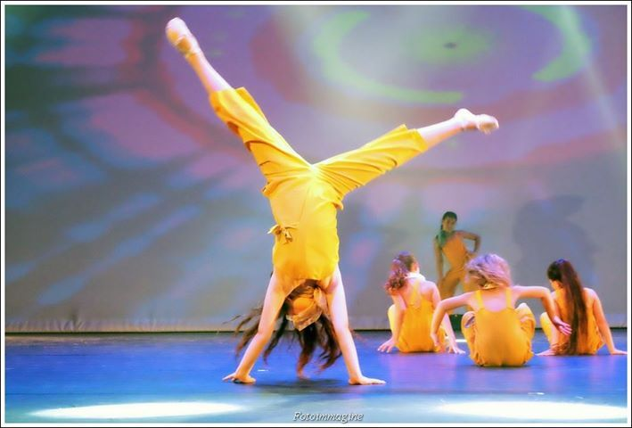 DANZA MODERNA / Palestra Wellness Evolution a Imperia