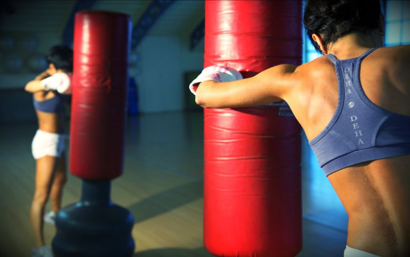 FIT BOXE / Palestra Wellness Evolution a Imperia
