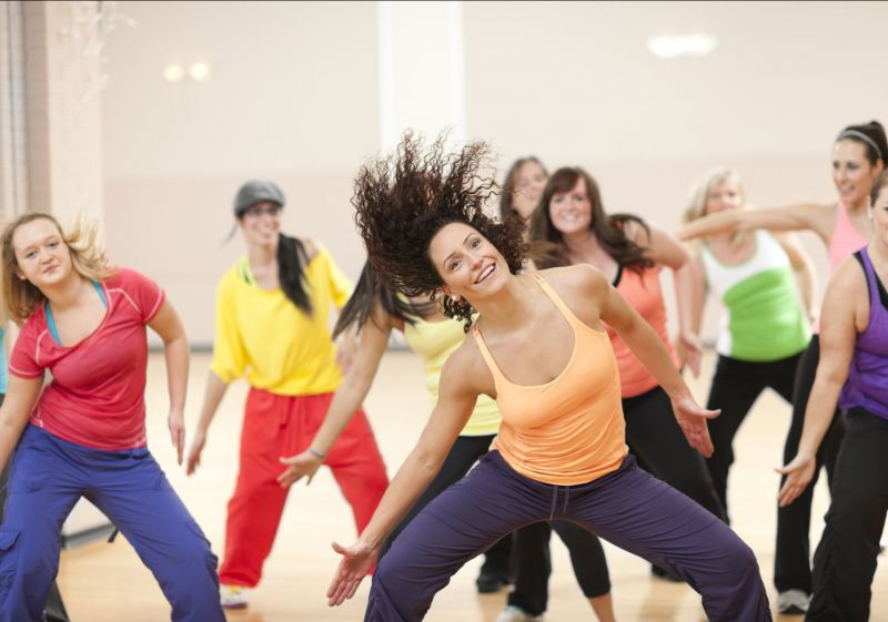 offerta corsi di gruppo sala fitness - inizio corsi di gruppo palestra wellness