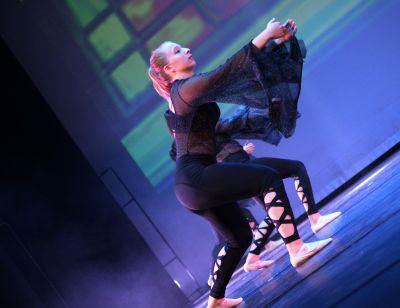 danza contemporanea palestra wellness evolution a imperia