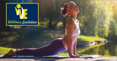 palestra wellness evolution offerta discipline olistiche occasione pilates imperia