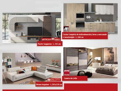 offerta arredamento completo soggiorno prezzi bassi a salerno il salotto e dintorni