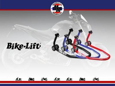 offerta cavalletto alzamoto bikelift genova occasione attrezzatura officina moto genova