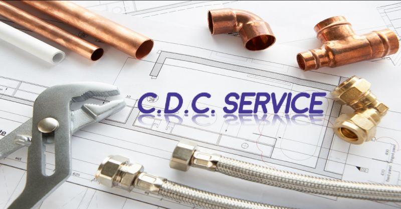 C.D.C. SERVICE offerta forniture idrauliche a Verona - occasione vendita materiali idraulici