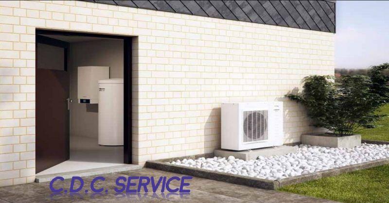 C.D.C. SERVICE offerta vendita pompe di calore - occasione accessori per climatizzatori Verona