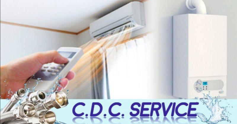 Promozione vendita caldaie e climatizzatori - occasione fornitura utensileria idraulica Verona