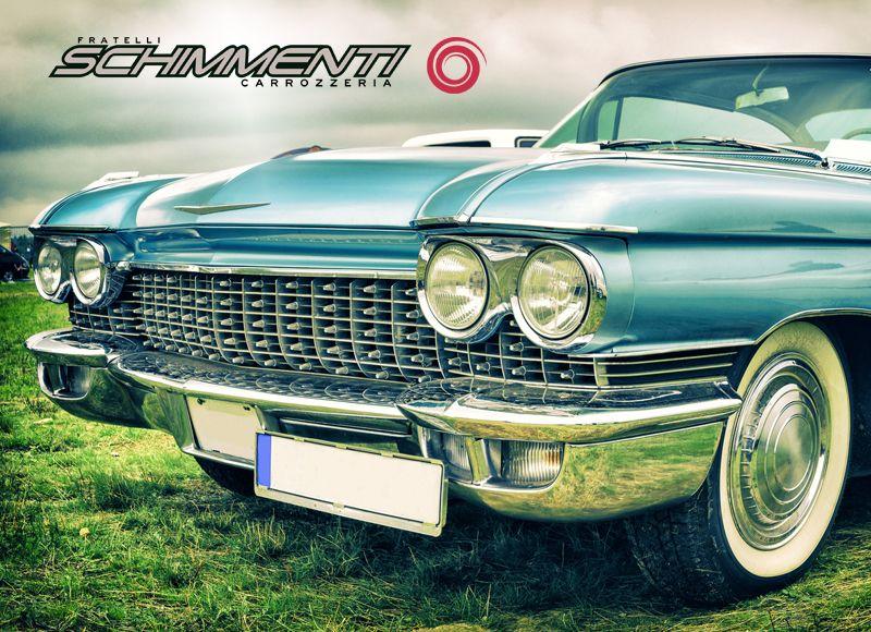 Offerta servizio restauro auto d'epoca - Promozione distribuzione auto d'epoca