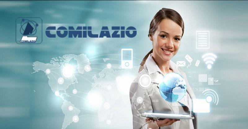 COMILAZIO offerta servizio privati aziende installazioni impianti assistenza pronto intervento