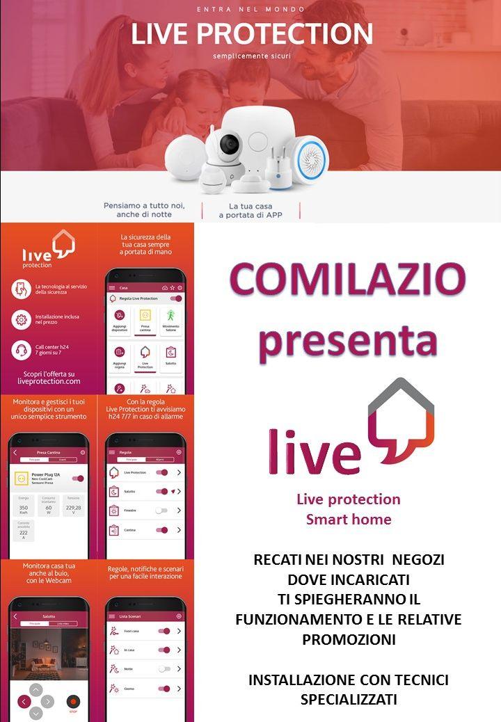 live protection smart home