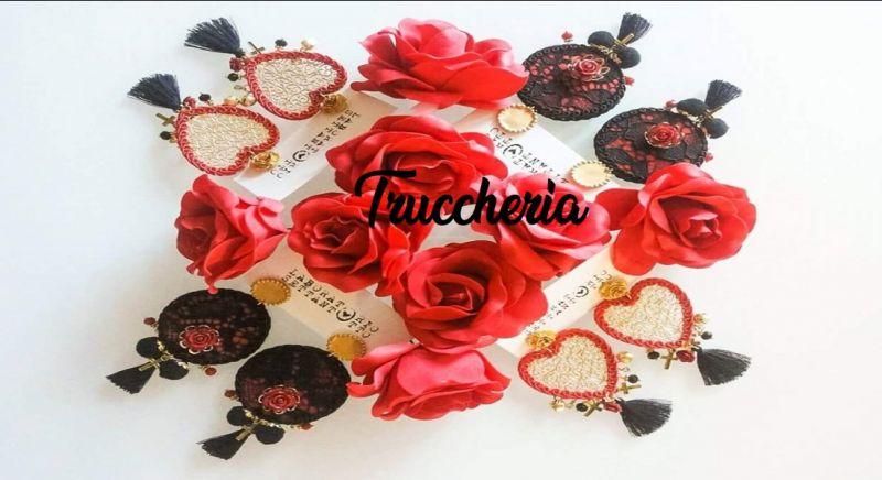 Truccheria offerta orecchini moda - occasione accessori Ragusa