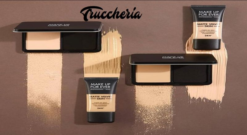 Truccheria offerta trucchi - occasione make up professionale Make Up For Ever Ragusa