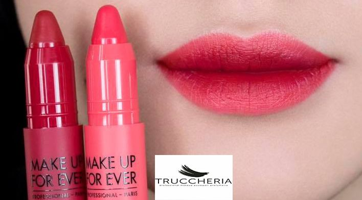 TRUCCHERIA offerta trucchi MAKE UP FOR EVER - occasione linea di make up Ragusa