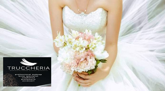 Truccheria offerta make up professionale - occasione trucco sposa RAGUSA