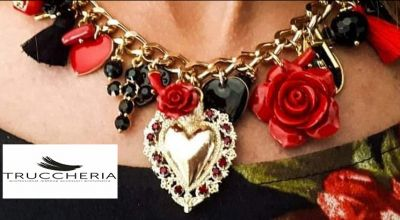 truccheria offerta accessori moda occasione bijoux made in italy ragusa